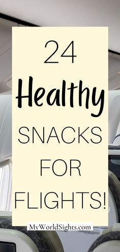 Planning on a long flight? Don't forget to pack some of these healthy airplane food ideas! This list also includes healthy airplane snacks perfect for travel! Airplane Snacks, Airplane Travel, Collapsible Water Bottle, Reusable Sandwich Bags, Snack Containers, Healthy Snacks, Healthy Recipes, Plane Ride, Oatmeal Cups