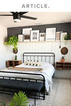 Small Room Bedroom, Home Decor Bedroom, Small Rooms, Bedroom Ideas, Couple Bedroom, Romantic Master Bedroom, Kids Rooms, Scandi Bedroom, Budget Bedroom