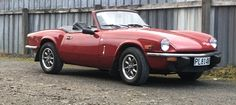 Virtual Memory, Triumph Spitfire, Dream Cars, Classic Cars, Garage, British, Europe, Vehicles, Autos
