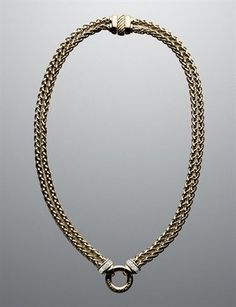 Silver & Gold Chain Necklaces, Bead Necklaces | Women's Jewelry | David Yurman