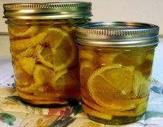 Recept na přírodní sirup na spaloání tuku na břiše
