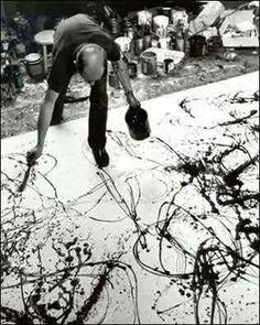 EYE-LIKEY: Pollock + Krasner : Power Couple