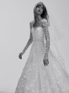 Casamento: Elie Saab lança linha de vestidos de noiva