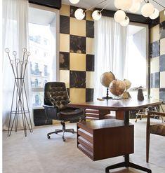 Despacho realizado por Carlos López Fidalgo en Casa Decor Madrid 2013