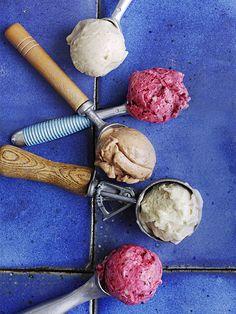 Video: how to make no-churn banana ice cream