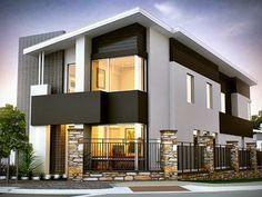 New  \n  Building Designs  [ Residential Building Elevation Floor Plan 20131031 8 ]