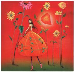 Fée Crépuscule - Cartes d'Art/Mila Marquis - Lulu Shop