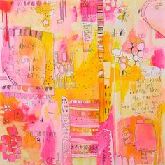 """by jennifer mercede, """"slow down aries"""". The color here just wows the crap out of me."""
