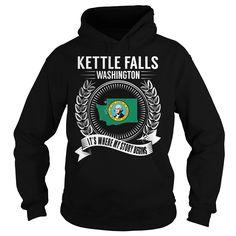 Kettle Falls, Washington It's Where My Story Begins T-Shirts, Hoodies. Check…