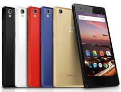 Google lanza smartphone de bajo costo.