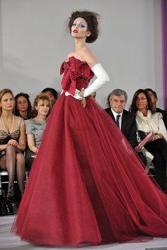 John Galliano, Spring 2010 Dior Couture
