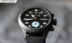 Christopher Ward C1000 Typhoon