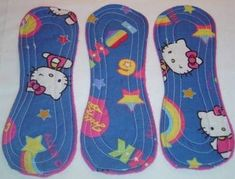 Hello Kitty sanitary pads