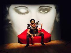 #surrealism #salvadordali #masculine #feminine #armor #glam #costume #circus #avantgarde #ambiance #lucentdossier #lucentdossierexperience #evententertainment