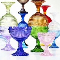 Iittala Marsikooli glass bowl - comes in so many different fun colors, use for almost whatever Wedding List, Plan Your Wedding, Delphine Manivet, Bridal Registry, Cranberry Color, Marimekko, Bridal Gifts, Wedding Website, House Colors