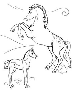 Printable Pony Coloring Page Free PDF Download At Coloringcafe Pages