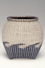 Contemporary basket