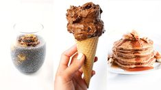 """Instead of tossing an overripe bunch of bananas, consider one of these brown-banana recipes. In this list, find inspiration for banana cookies, banana smoothies, banana oatmeal, banana """"nice cream,"""" and more tasty dishes you can bake or cook."""