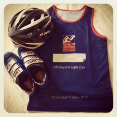 Getting ready for Nightrider London Jun). moonlit bike ride in aid of Blind Veterans UK. Cycling Events, Blind, Jun, London, Sports, Fashion, Hs Sports, Moda, Fashion Styles