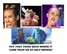 Put it back…