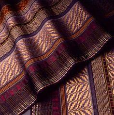 Hand-woven by Juanita Girardin