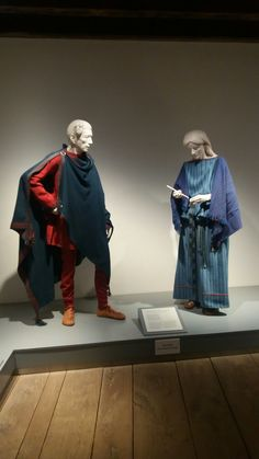 Anglo Saxon Clothing, Celtic Clothing, Historical Clothing, Iron Age, Larp, Germanic Tribes, Roman Britain, Empire Romain, Celtic Culture