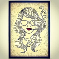 Explore the fine art of minimalism that speaks a thousand words with the Single Puff - Wall Poster by @ullu_co . Available on Engrave.in #art #minimalist #girl #smoke #puff #cool #quirky #sketch #drawing #wallart #decor #homedecor #amazing #awesome #lips #style #print #puff #puffpuffpass #themakersmarket