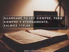 Salmos 119:44