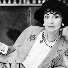 Gabrielle 'Coco' Chanel - @~ Mlle