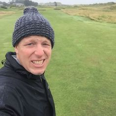 My memory to to play at Portmarnock Hotel & Golf Links: Wind 60 Km/h & Rain look at @flopic7 he had much better conditions but the course is great  #golfporn #golf #travel #trip #whyilovethisgame #thegolfstagram # #mylife