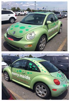 Merrymaid Bug Vw Bugs, Maid, Maids, Vw Beetles, Bubbles