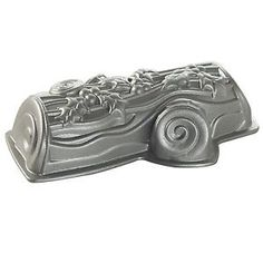 BRAND NEW Nordic Ware 86448 Cast Aluminum Yule Log Cake Pan