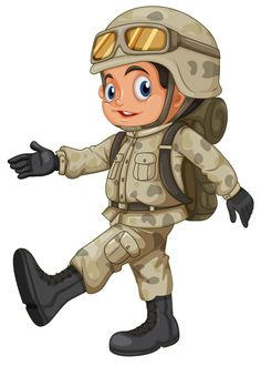 View album on Yandex. Military Party, Army Party, Infant Activities, Activities For Kids, Flashcards For Kids, School Clipart, Cute Cartoon, Cartoon Characters, Kids Learning