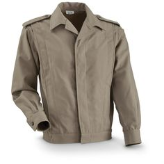 NATO Military Surplus Artillery Jacket, 8 Pack, New