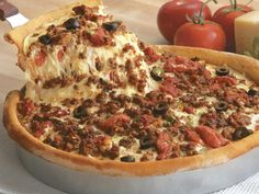 Having the correct pan helps pizza lovers to make their own deep-dish creations.