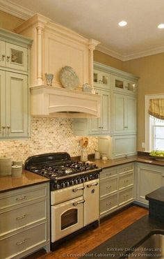 Like the old stove!