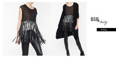 BSB Fashion #daily friday Find the cardigan online here >> http://bit.ly/1L3KqdP Find the fringed top online here >> http://bit.ly/1LDDxU5