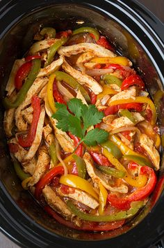 Ahh fajitas, the sizzling entree that catches everyones attention in the dining room at any restaurant. It's an entree worthy of some attention with its br