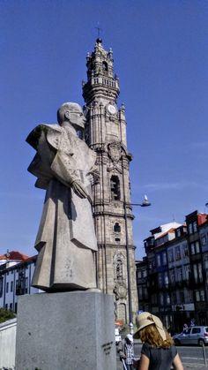 Clérigos. Porto