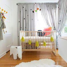 New Babyzimmer komplett gestalten kreative und bunte Ideen