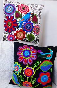 PATTERN-Tropical-Fever-Cushions-fun-applique-pillows-PATTERN-2-variations