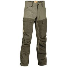 Fjallraven Men's Keb Trouser.  For all your bushwackin' needs.