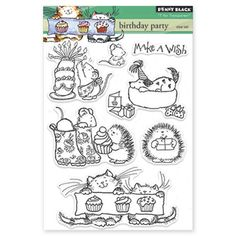 Rubber Stamps, Paper and Card Crafting Supplies Shipped Worldwide - 6-758-450368 - Addicted To Rubber Stamps