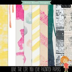 Oscraps :: Shop by Designer :: Tracy Martin Designs :: Love The Life You Live