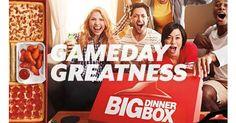 Super Bowl Sunday Pizza Deals Domino's Pizza Hut & More!