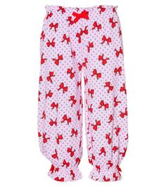 I am in love with these Peter Alexander PJ bottoms!