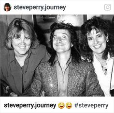 Marie and Steve Perry - Bing images Journey Band, Wheel In The Sky, Journey Steve Perry, Tiger Beat, Stevie Ray, Perfect Man, The Man, The Voice, Hot Guys
