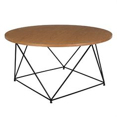 Stilts Coffee Table 80cm Dia