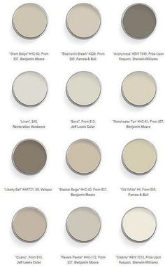 Domaine Home 12 Best Warm Neutral Paint Colors Manchester Tan Best Neutral Paint Colors, Interior Paint Colors, Paint Colors For Home, House Colors, Paint Colours, Best Greige Paint Color, Gray Paint, Interior Design, Cream Paint Colors
