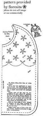 Image result for Adult Bib Patterns Printable